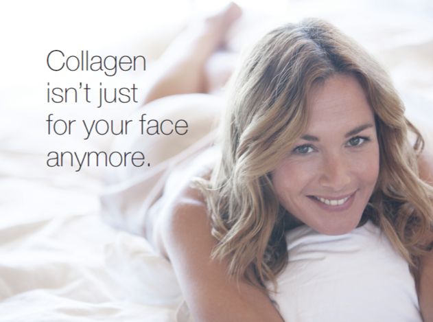 Collagen isn't just for your face